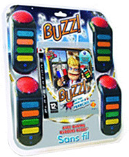 Buzz! - Deutschlands Superquiz + Buzzer (PS3)