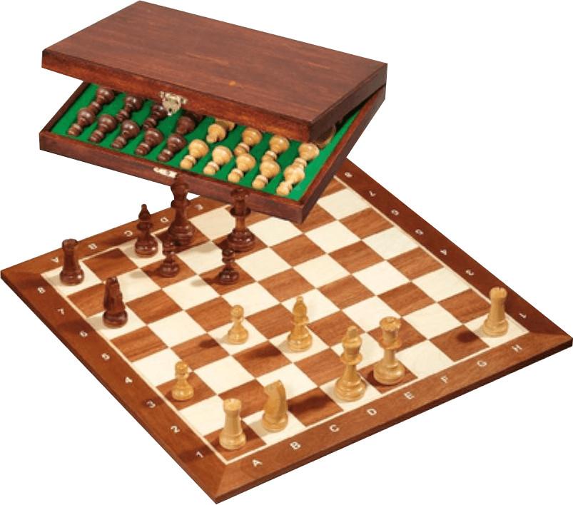 Philos-Spiele Profi-Turnierschachset (2503)