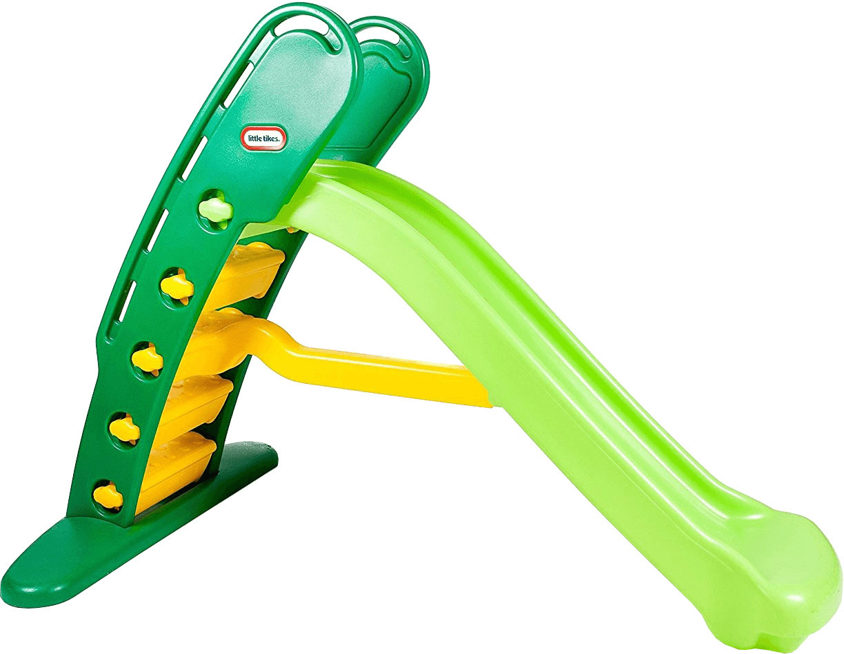 Little Tikes Riesenrutsche klappbar Evergreen