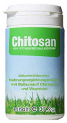 Medicura Chitosan 500 mg Kapseln (60 Stk.)