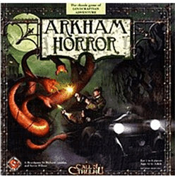 Fantasy Flight Games Arkham Horror (englisch)