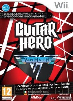 Guitar Hero: Van Halen (Wii)