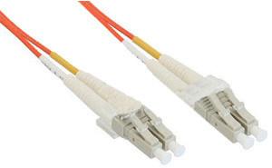 #InLine LWL Kabel Duplex LC/LC 50/125 OM2 20m#
