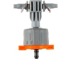 8311-20 Gardena Micro-Drip-System druckausgleichender Reihentropfer 10 Stück