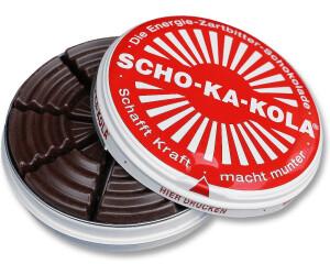 Scho Ka Kola Energie Schokolade Zartbitter 100 G Ab 189 März