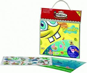 University Games SpongeBob - Funpocket