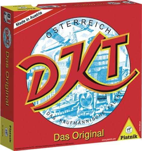 Piatnik DKT - Das Kaufmännische Talent: Österreich (6372)