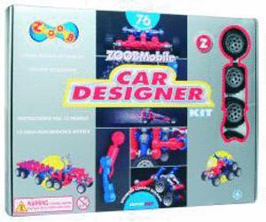 Amigo Car Designer (12052)