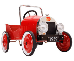 Image of Baghera Pedal Car Classic Red