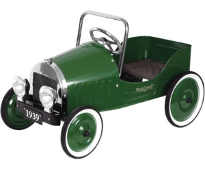 Image of Baghera Pedal Car Classic green