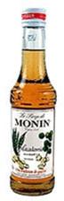 Monin Sirup Macadamia Nuss 0,25 l