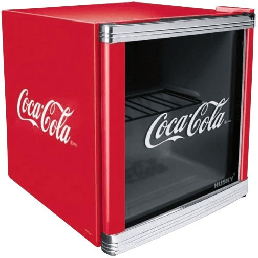 Image of Husky Coca Cola Mini Fridge