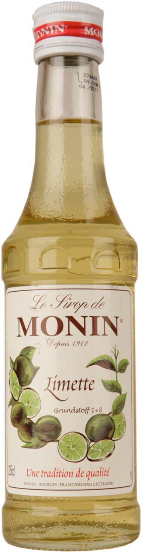 Monin Sirup Limette 0,25l