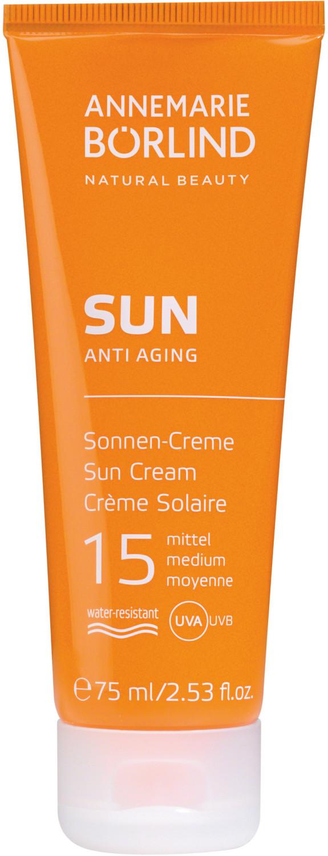 Annemarie Börlind Sonnenpflege Sun-Care  Sun Sonnen-Creme SPF 15 75 ml