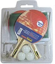 Idena Champ - Tischtennis-Set