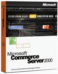 Microsoft Commerce Server 2000 (DE)