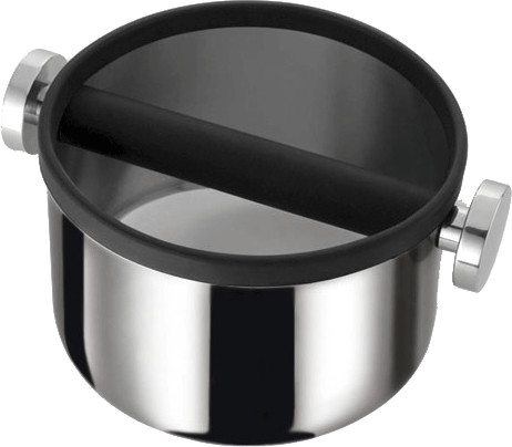 Image of Motta Stainless Steel Knock Box