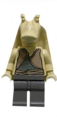 LEGO Star Wars Minifigur Jar Jar Binks