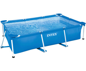Intex Frame Pool Family 300 X 200 X 75 Cm Ohne Filterpumpe (28272)