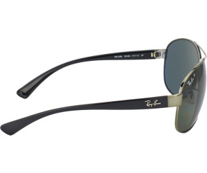 c9d4ca3b70 Buy Ray-Ban RB3386 004 9A (gunmetal green polarized) from £102.00 ...