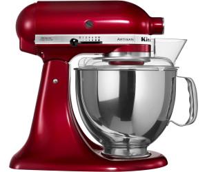 KitchenAid Robot da cucina Artisan rosso mela (KSM150PSECA) a € 438 ...