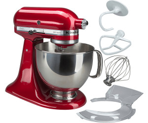 KitchenAid Robot da cucina Artisan rosso mela (KSM150PSECA) a ...
