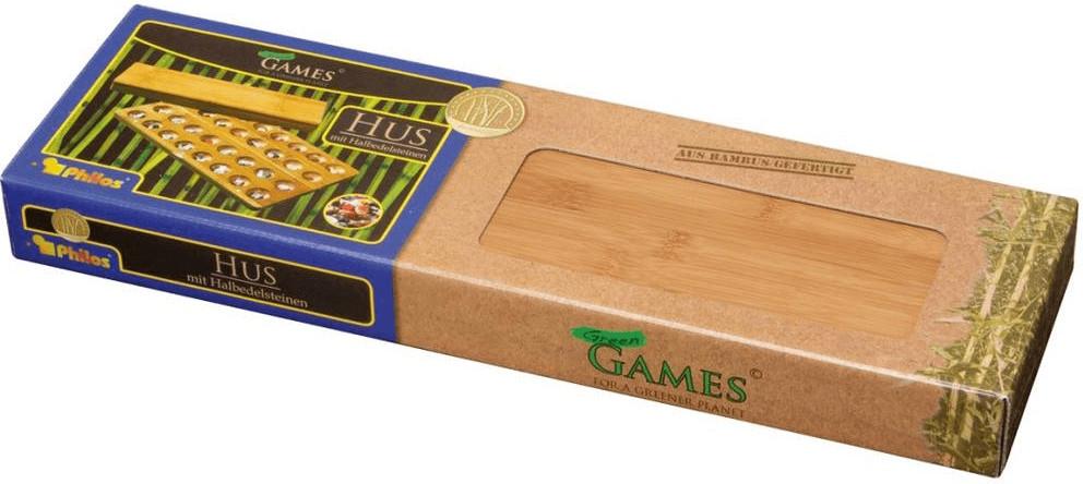 Philos-Spiele Hus Bambus (3256)