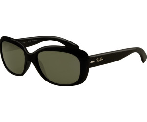 Buy Ray-Ban Jackie Ohh RB4101 601 58 (black polarized green) from ... 78d77a62d212