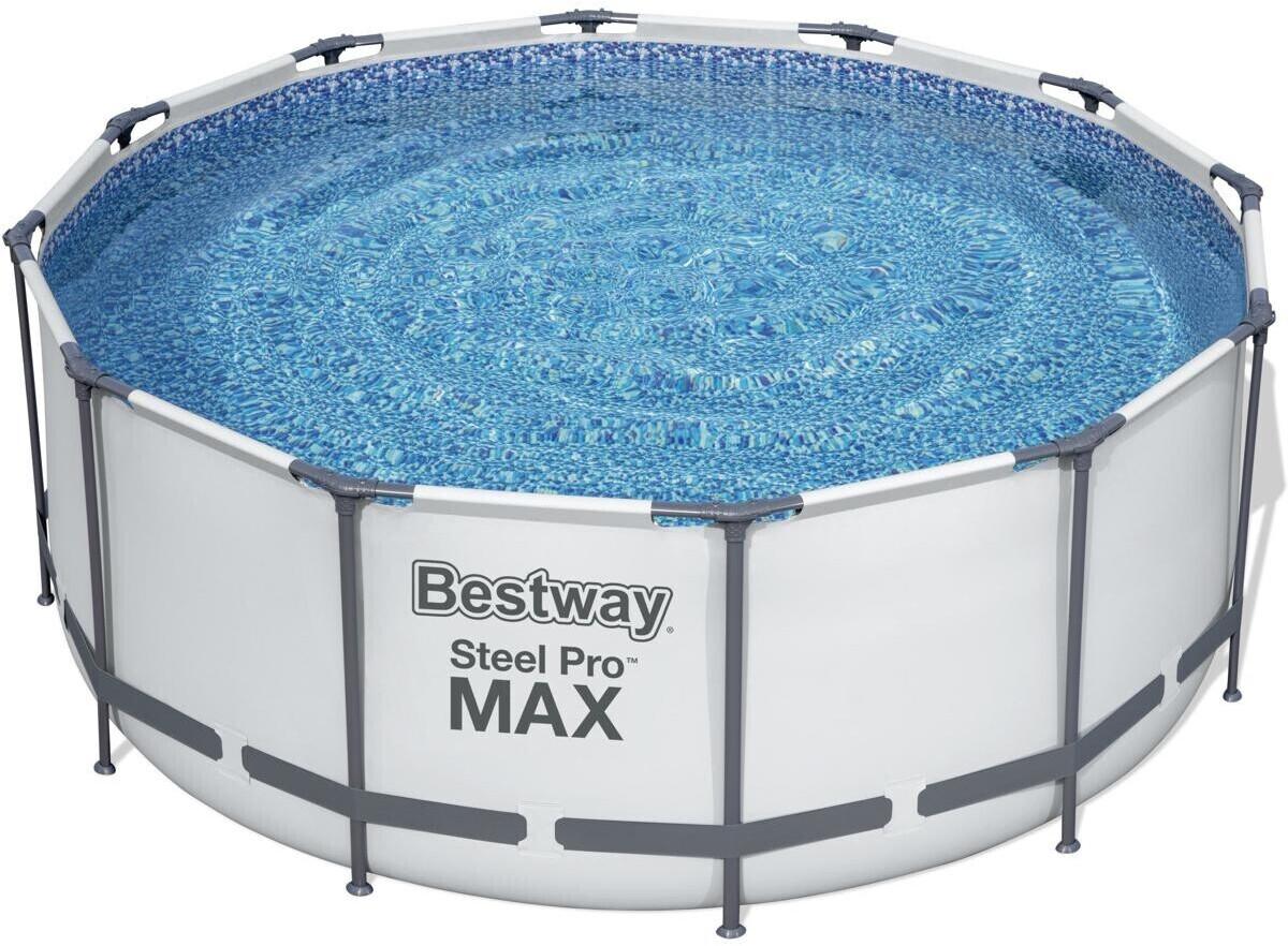 Bestway Steel Pro MAX Framepool Komplettset 366 x 122 cm (56420)
