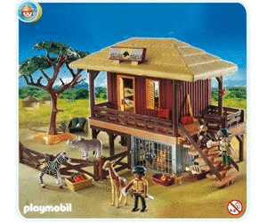 Playmobil Wild Life Care Station (4826)