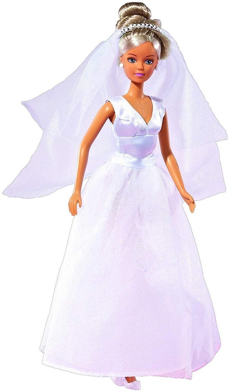 Steffi Love im Hochzeitskleid (33414)
