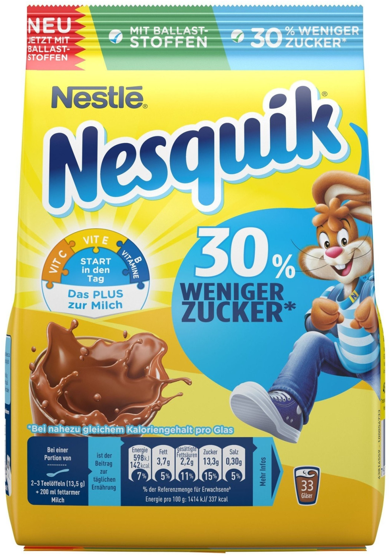 Nestlé Nesquik zuckerreduziert (450g)