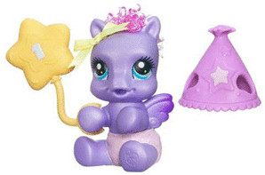 My Little Pony Newborn Cuties Starsong Pony
