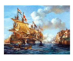 Image of Castorland Battle of Porto Bello