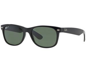 Ray-Ban RB2132 Sonnenbrille Mattschwarz 62269 52mm ZGbtdU