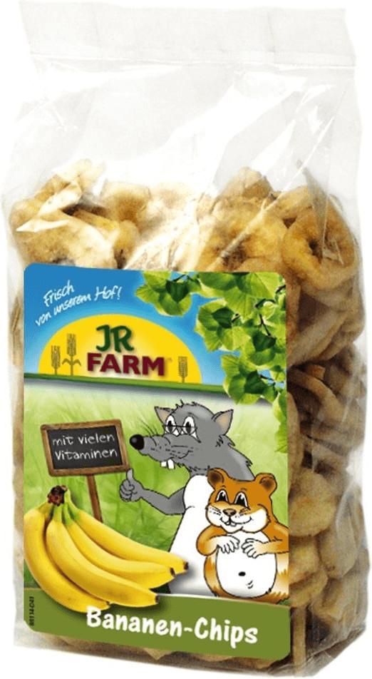 JR FARM Bananen Chips 150g