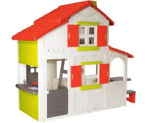 smoby maison duplex au meilleur prix sur. Black Bedroom Furniture Sets. Home Design Ideas