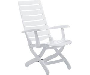 Kettler Hochlehner Weiß.Kettler Tiffany Multipositionssessel Weiß 01472 000 Ab 189