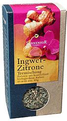 Sonnentor Ingwer-Zitronen-Tee kbA (80 g)