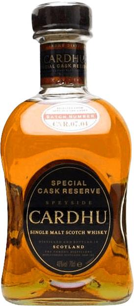 Cardhu Special Cask Reserve 0,7l 40%