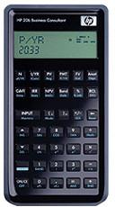 HP 20B Financial
