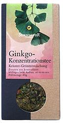 Sonnentor Ginkgo Konzentrations-Tee kbA (50 g)