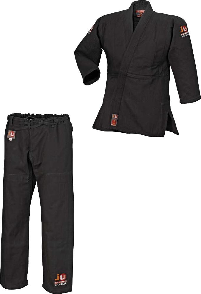 Ju Sports Ju-Jutsu Anzug Brasilia schwarz
