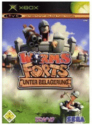Worms Forts: Unter Belagerung (Xbox)