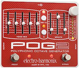 #Electro Harmonix POG2#
