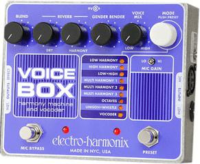 #Electro Harmonix Voice Box#