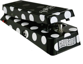 Image of Jim Dunlop Cry Baby Buddy Guy Signature Wah