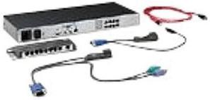 Hewlett-Packard HP Server Console Switch 0x2x8 ...