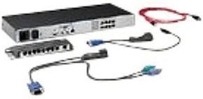 Hewlett-Packard HP Server Console Switch 0x2x16...