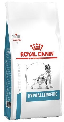 Royal Canin Hypoallergenic Hund